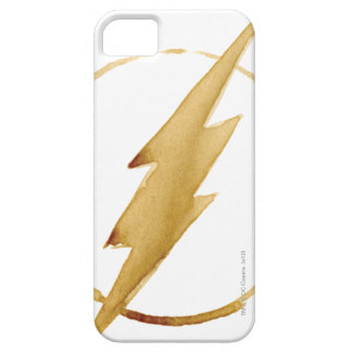 The Flash | Yellow Chest Emblem iPhone SE/5/5s Case