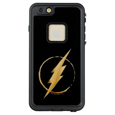USA Themed The Flash | Yellow Chest Emblem LifeProof FRĒ iPhone 6/6s Plus Case