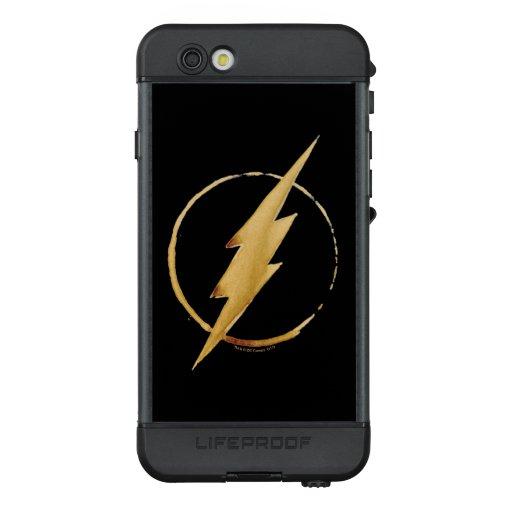 The Flash | Yellow Chest Emblem LifeProof NÜÜD iPhone 6s Case