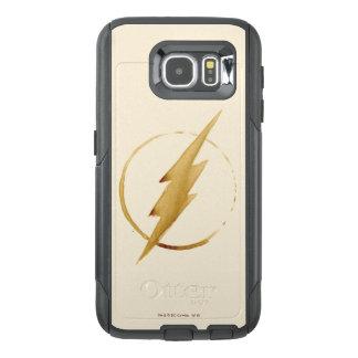 The Flash | Yellow Chest Emblem OtterBox Samsung Galaxy S6 Case