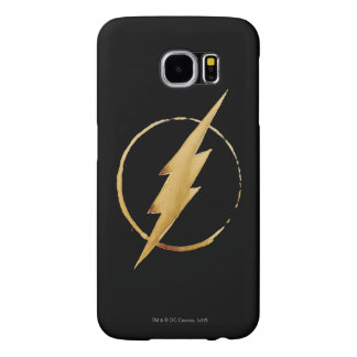 The Flash | Yellow Chest Emblem Samsung Galaxy S6 Case