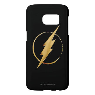 The Flash | Yellow Chest Emblem Samsung Galaxy S7 Case