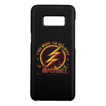 The Flash | You Need To Believe In The Imposible Case-Mate Samsung Galaxy S8 Case