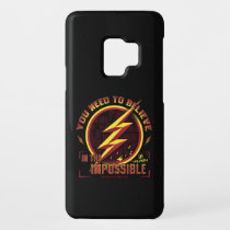 The Flash | You Need To Believe In The Imposible Case-Mate Samsung Galaxy S9 Case