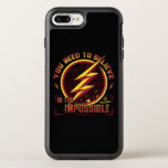 The Flash | You Need To Believe In The Imposible OtterBox Symmetry iPhone 8 Plus/7 Plus Case