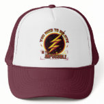 The Flash | You Need To Believe In The Imposible Trucker Hat