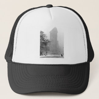 The Flatiron: Blizzard Trucker Hat