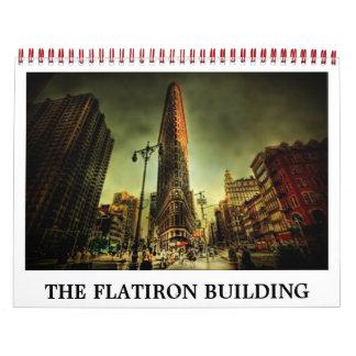 THE FLATIRON BUILDING CALENDAR
