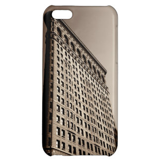 The Flatiron Building - Classic New York City Cover For iPhone 5C