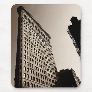 The Flatiron Building - Classic New York City Mouse Pad