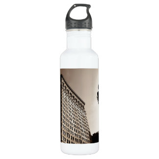 The Flatiron Building - Classic New York City Stainless Steel Water Bottle