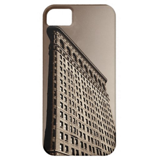 The Flatiron Building iPhone 5 Cases