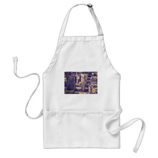 The Flatiron Building - New York City Adult Apron