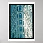 The Flatiron Building (photo) 2 Print