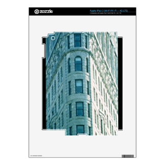 The Flatiron Building (photo) 2 Skins For iPad 3