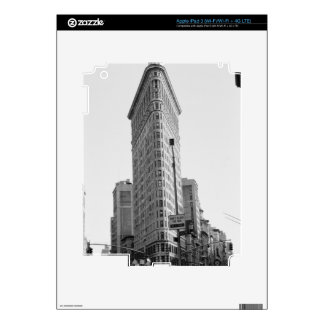 The Flatiron Building (photo) Skin For iPad 3