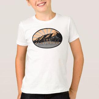 The Flatirons, Chautauqua Park, Boulder CO T-Shirt