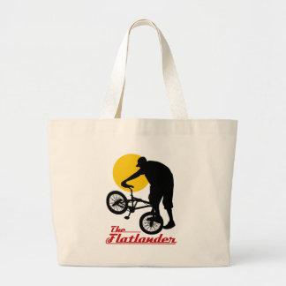 The Flatlander Canvas Bags