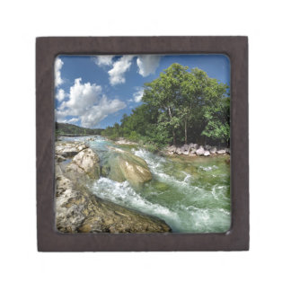 The Flats of Barton Creek in Austin, Texas Gift Box