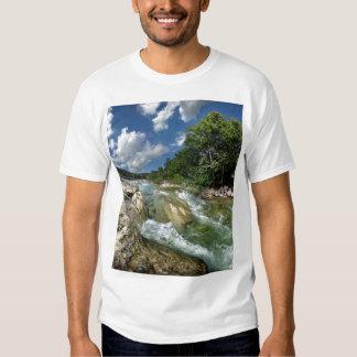 The Flats of Barton Creek in Austin, Texas T Shirt