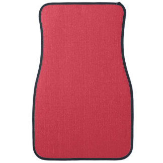 THE FLAVOR OF FRUIT: WATERMELON PINK (solid color) Car Mat
