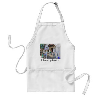 "The Flaxen ""All Included"" Adult Apron"