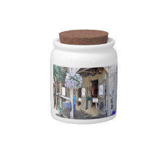 """The Flaxen """"All Included"""" Candy Jars"""