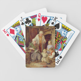 The Fledglings Bicycle Playing Cards