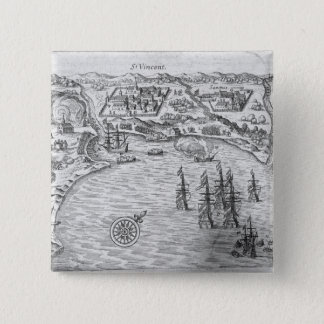 The Fleet of Joris van Spilbergen (c.1568-1620) re Button
