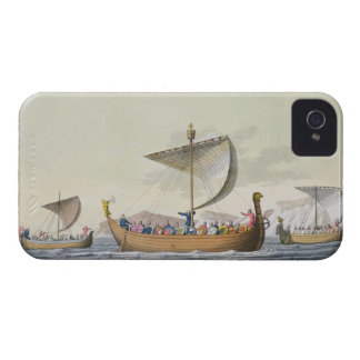 The Fleet of William the Conqueror, plate 8 from ' iPhone 4 Cases