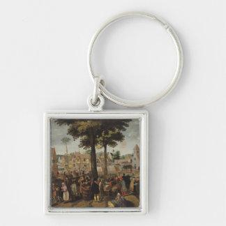 The Flemish Fair Keychain