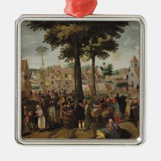 The Flemish Fair Christmas Ornaments