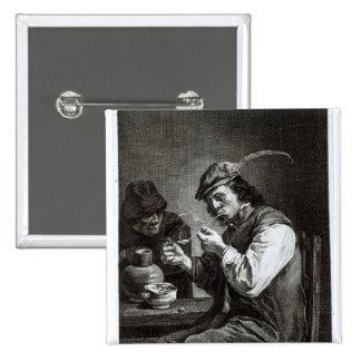 The Flemish Smoker Button
