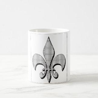 The Fleur-de-lis mug