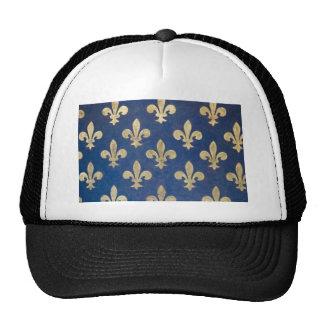 The fleur-de-lis or fleur-de-lys trucker hat