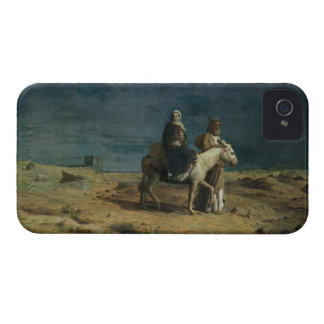The Flight From The Sword of Herod, 1880 (oil on c iPhone 4 Cover
