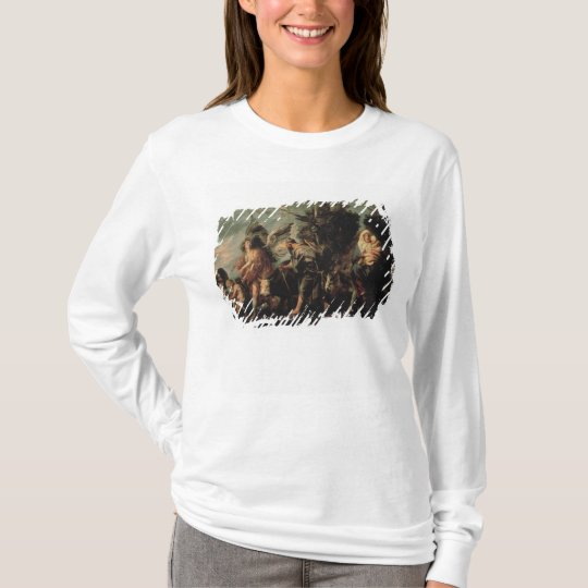 The Flight into Egypt, 17th century T-Shirt