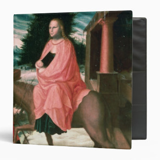 The Flight into Egypt 2 3 Ring Binder
