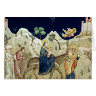 The Flight into Egypt 2 Card