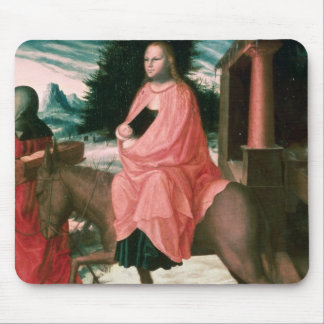 The Flight into Egypt 2 Mouse Pad