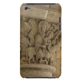The Flight into Egypt, column capital relief from iPod Case-Mate Case