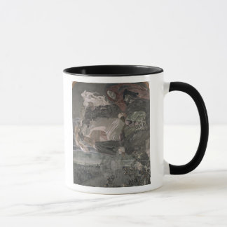 The Flight of Faust and Mephistopheles, 1896 Mug
