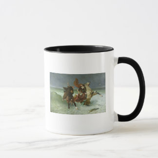 The Flight of Gradlon Mawr  c.1884 Mug