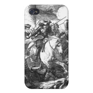 The Flight of Monmouth iPhone 4 Cover