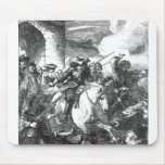 The Flight of Monmouth Mouse Pad