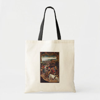 The Flight Of St. Cantius Cantianus Cantianilla An Bag