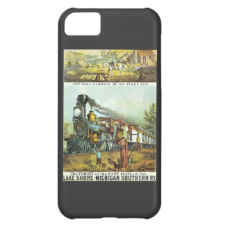 The Flight of The Fast Mail Cover For iPhone 5C