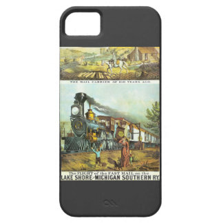 The Flight of The Fast Mail iPhone SE/5/5s Case