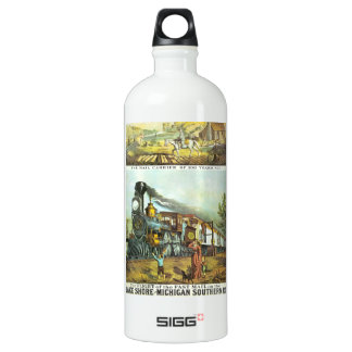 The Flight of The Fast Mail SIGG Traveler 1.0L Water Bottle