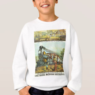 The Flight of The Fast Mail Sweatshirt